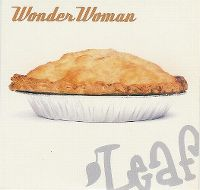 Cover Leaf - Wonder Woman