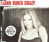 Cover LeAnn Rimes - Crazy