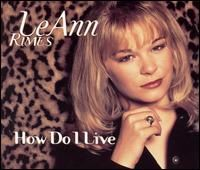 Cover LeAnn Rimes - How Do I Live