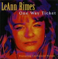 Cover LeAnn Rimes - One Way Ticket (Because I Can)