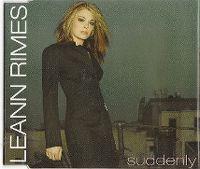 Cover LeAnn Rimes - Suddenly