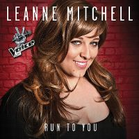 Cover Leanne Mitchell - Run To You