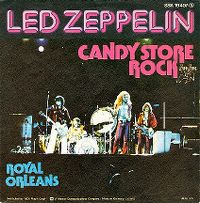 Cover Led Zeppelin - Candy Store Rock