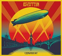 Cover Led Zeppelin - Celebration Day