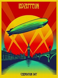Cover Led Zeppelin - Celebration Day