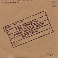 Cover Led Zeppelin - Fool In The Rain