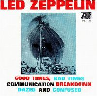 Cover Led Zeppelin - Good Times Bad Times