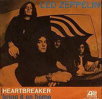 Cover Led Zeppelin - Heartbreaker