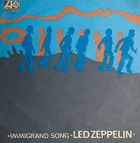 Cover Led Zeppelin - Immigrant Song