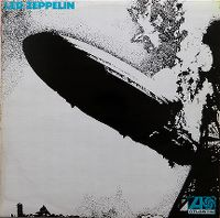Cover Led Zeppelin - Led Zeppelin