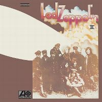 Cover Led Zeppelin - Led Zeppelin II
