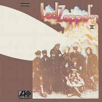 Cover Led Zeppelin - Led Zeppelin II
