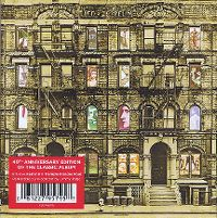 Cover Led Zeppelin - Physical Graffiti - 40th Anniversary Edition
