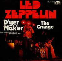 Cover Led Zeppelin - The Crunge