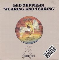 Cover Led Zeppelin - Wearing And Tearing