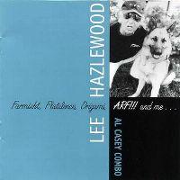 Cover Lee Hazlewood - Farmisht, Flatulence, Origami, ARF!!! And Me...