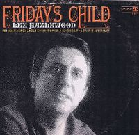 Cover Lee Hazlewood - Friday's Child