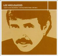 Cover Lee Hazlewood - Lounge Legends