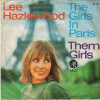 Cover Lee Hazlewood - The Girls In Paris