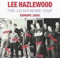 Cover Lee Hazlewood - The Lycanthrope Tour