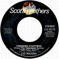 Cover Lee Majors - Unknown Stuntman