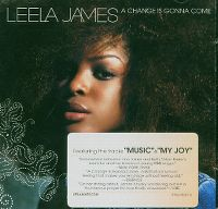 Cover Leela James - A Change Is Gonna Come