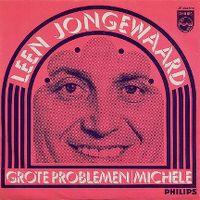 Cover Leen Jongewaard - Grote problemen