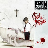 Cover Legion Of The Damned - Feel The Blade