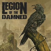 Cover Legion Of The Damned - Ravenous Plague