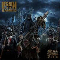 Cover Legion Of The Damned - Slaves Of The Shadow Realm