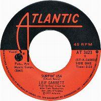 Cover Leif Garrett - Surfin' USA