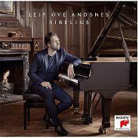 Cover Leif Ove Andsnes - Sibelius