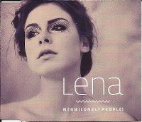 Cover Lena - Neon (Lonely People)
