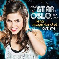 Cover Lena Meyer-Landrut - Love Me