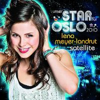 Cover Lena Meyer-Landrut - Satellite