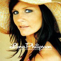Cover Lena Philipsson - Det gör ont en stund på natten men inget på dan