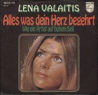 Cover Lena Valaitis - Alles was dein Herz begehrt