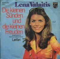 Cover Lena Valaitis - Die kleinen Sünden und die kleinen Freuden