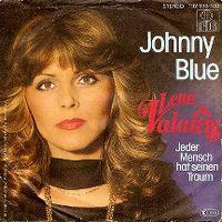 Cover Lena Valaitis - Johnny Blue