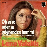 Cover Lena Valaitis - Ob es so oder so oder anders kommt