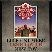 Cover Lene Lovich - Lucky Number
