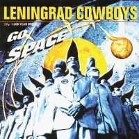 Cover Leningrad Cowboys - Go Space