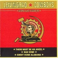Cover Leningrad Cowboys - There Must Be An Angel