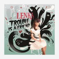 Cover Lenka - Trouble Is A Friend