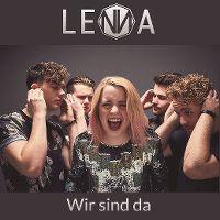 Cover Lenna - Wir sind da