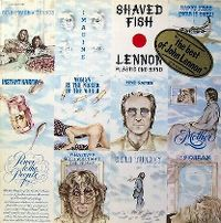 Cover Lennon / Plastic Ono Band - Shaved Fish