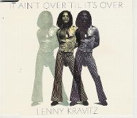 Cover Lenny Kravitz - It Ain't Over 'til It's Over
