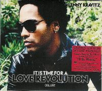 Cover Lenny Kravitz - It Is Time For A Love Revolution
