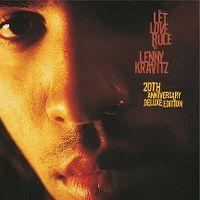 Cover Lenny Kravitz - Let Love Rule (Justice Remix)