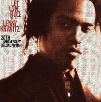 Cover Lenny Kravitz - Let Love Rule